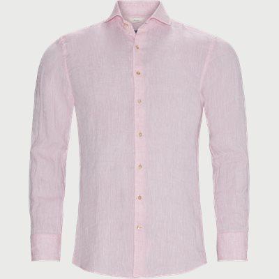 Linen Shirt Linen Shirt | Pink